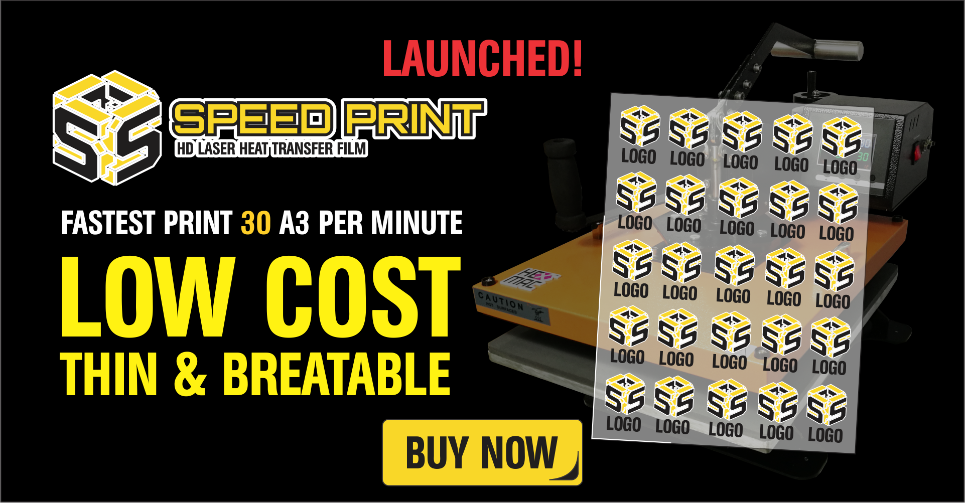 ABOUT SPEED PRINT HD FILM